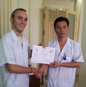 Acupunctuur Hanoi